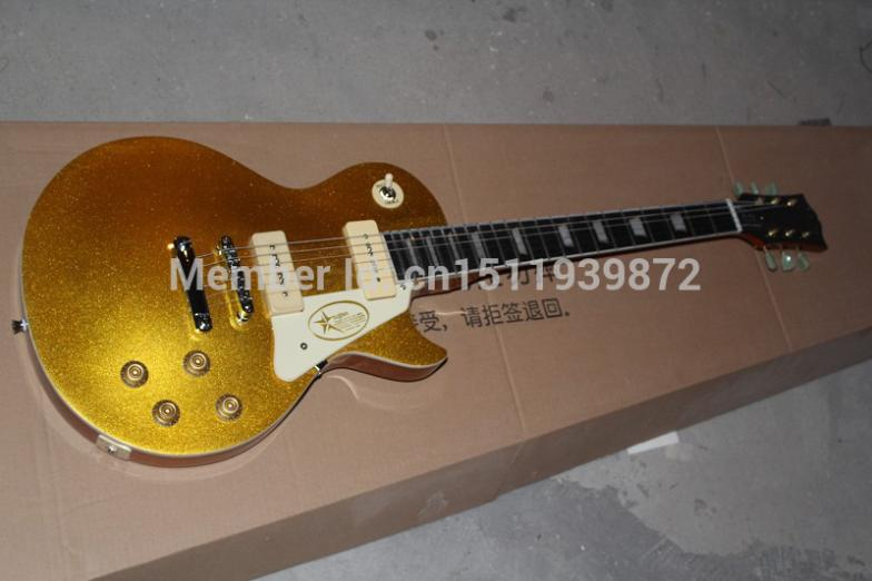 Free Shipping Best Price Pomotion New Arrive Custom Shop Gold Top 1959 Standard Electric Guitar China Guitar Factory