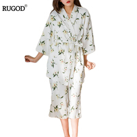 New Women Cotton Pajamas Set 3 Piece Set Sleepwear Lounge Pyjamas Floral Print Tops And Pants