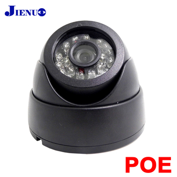 POE Ip Camera 1080P Cctv Security Video Surveillance 2MP Infrared Home Surveillance Onvif Night Vision Network Audio Dome Camera