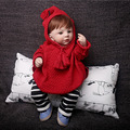 Sweet Cute Baby Girls Hooded Sweaters Infant Girls Clothes