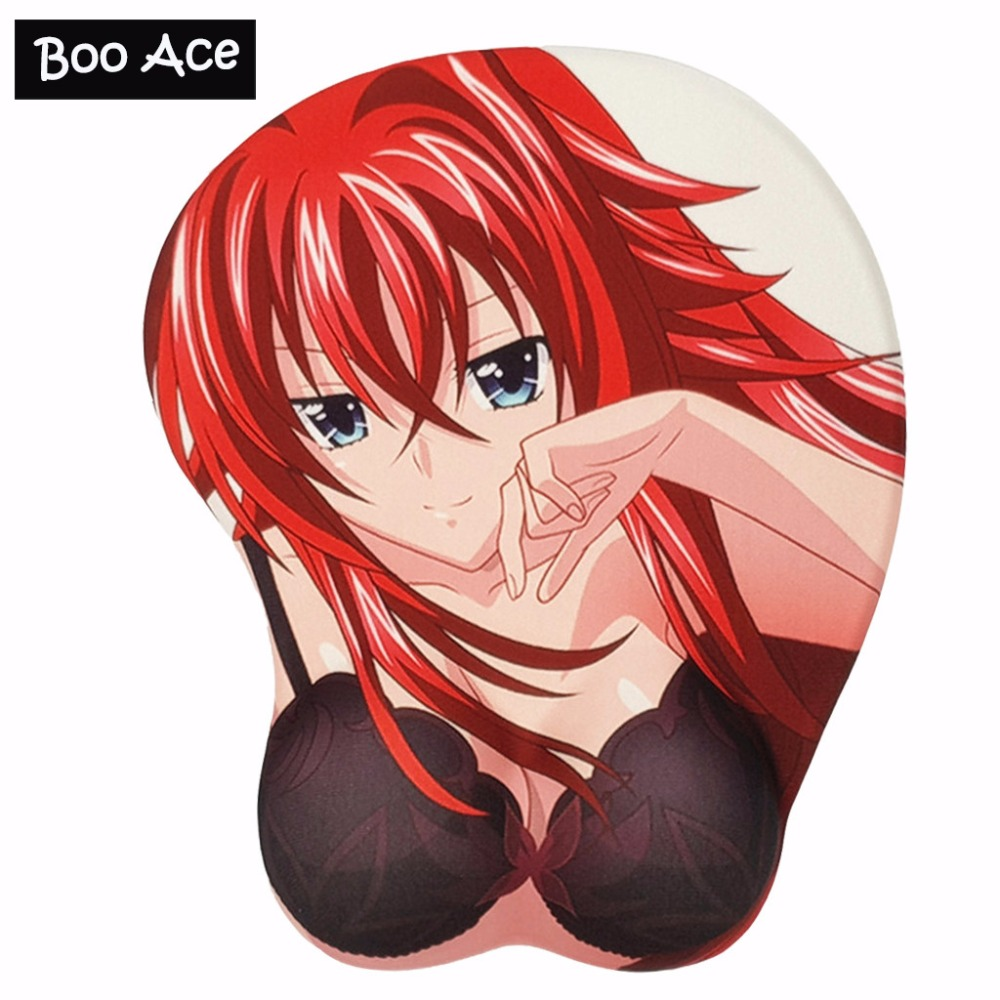 High School DxD Anime Rossweisse Lingerie Sticker Decal bikini sun fun