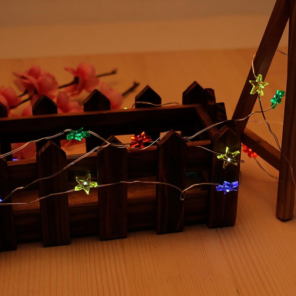 Fairy Lights Wedding Reception Ideas: 10 LED Star Light Cozy String Fairy Lights For Bedroom