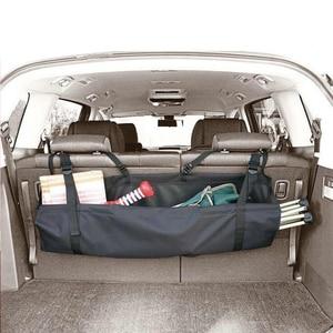 Image 4 - 자동차 뒷좌석 백 스토리지 백 멀티 매달려 그물 포켓 트렁크 가방 주최자 자동 스토킹 깔끔한 인테리어 액세서리 용품