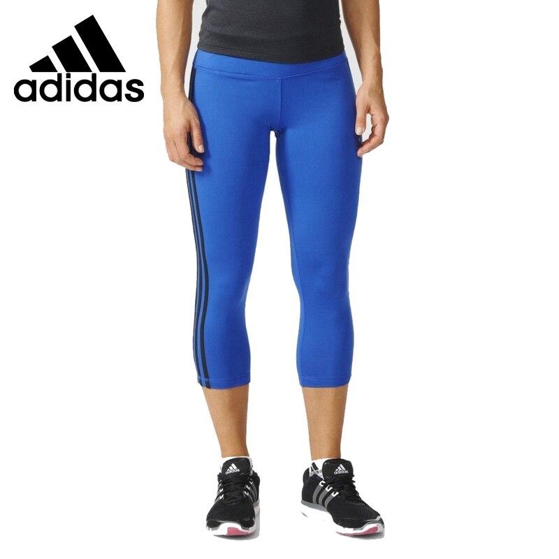 Original Adidas Performance  Women's Running Tight Shorts Sportswear