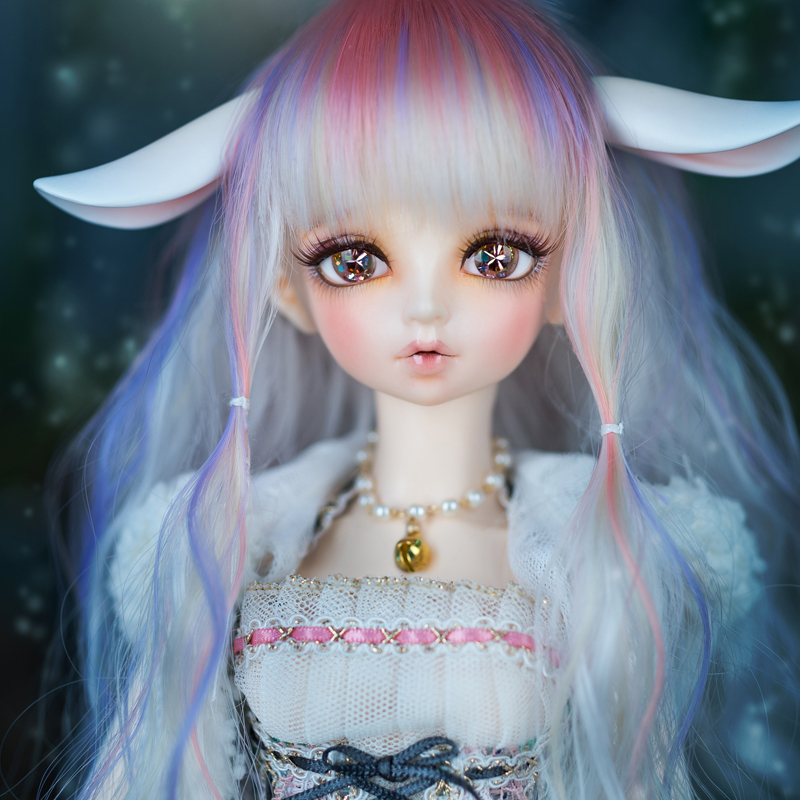 New Arrival 1/4 BJD Doll BJD/SD Fashion Style Fairylas Minifees RIN Resin Doll For Baby Girl Gift Present handsome grey woolen coat belt for bjd 1 3 sd10 sd13 sd17 uncle ssdf sd luts dod dz as doll clothes cmb107
