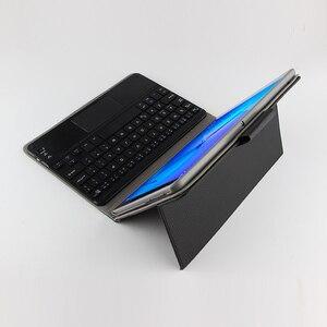 Image 3 - Coque magnétique détachable pour tablette de AGS L09 pouces, pour Huawei MediaPad T3 10 9.6/L03, coque avec clavier ABS Bluetooth