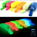5X Glowing Face body Blacklight Paint 15g for party, Easter & Halloween - 10 Colors bright luminous Acrylic Paints