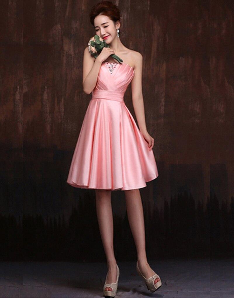 Perfecto Prom Vestidos Sin Tirantes Friso - Colección de Vestidos de ...