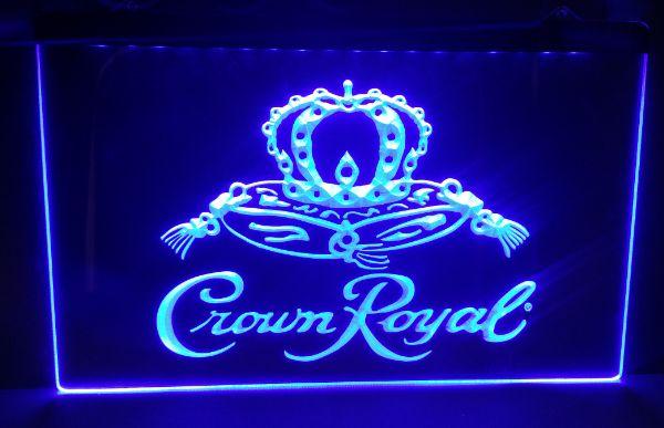 Crown Royal Derby Whiskey NR beer bar pub club 3d signs