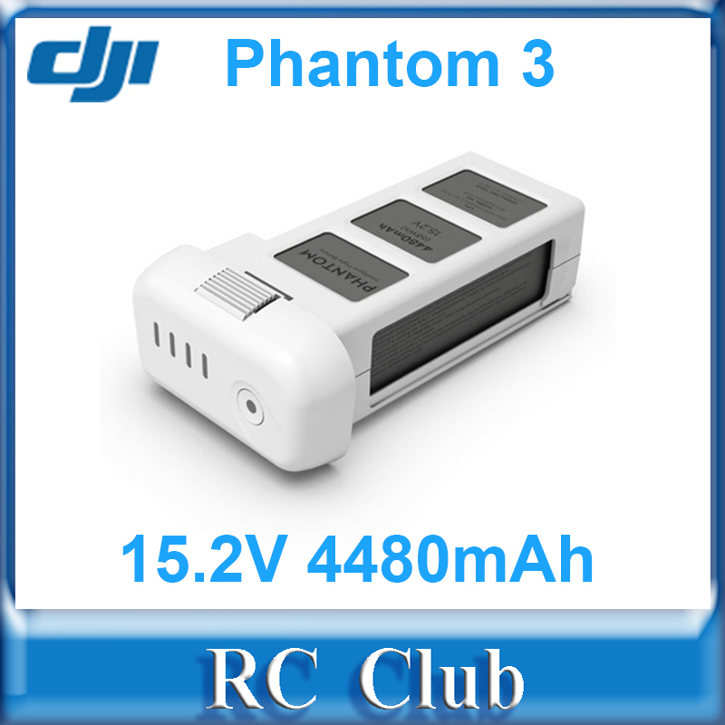15.2V 4480mAh Battery for DJI Phantom 3 professional / Advanced / Standard Drone Spare Parts Accessories phantom 3 car charger battery charge aluminum alloy shell 4 in 1 for dji phantom 3 advanced professional standard drone