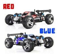 Nueva a959 rc cars 2.4g 1:18 4wd de radio control de alta velocidad sin escobillas vehículos de control remoto rc coche de carreras de 70 km/h drift cars toys superior