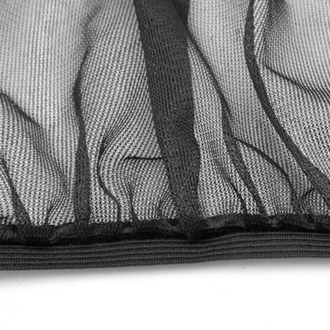 Dewtreetali NEWESTAdjustable Auto Car Side Rear Window Sun Shade Black Mesh Car Cover Visor Shield Sunshade UV Protection