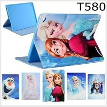 Fashion Movie Cartoon Girl Star Wars pu leather Stand holder case cover for Samsung Galaxy Tab A 10.1 T585 T580 SM-T580 T580N pu leather case stand cover for samsung galaxy tab a a6 10 1 2016 t580 sm t585 t580n cases cover with hand holder card slots