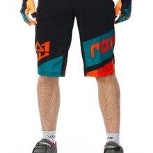 Новые летние дышащие шорты для мотокросса, для езды на горном велосипеде, для бездорожья, MTB MX DH, для горного велосипеда, мото короткие штаны