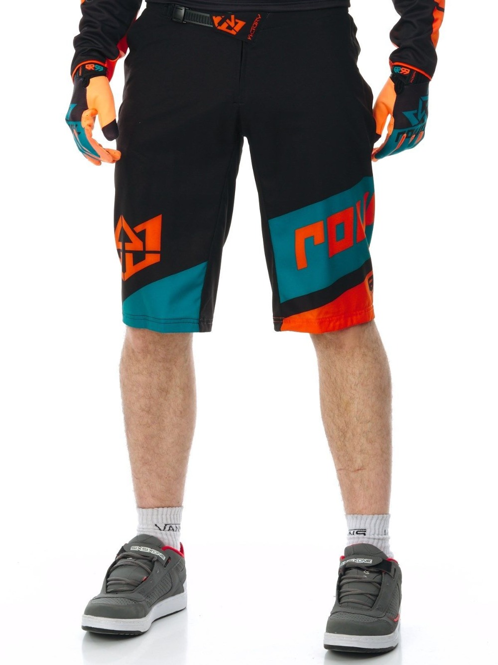 2019 New Summer Motocross Breathable Short Pants Motorcycle Downhill Cycling Off-road Mtb Mx Dh Mountain Bike Moto Short Pants.