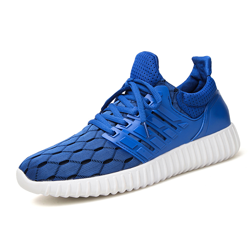 CASMAG Brand New Air Mesh Breathable Solid Rubber Sneakers Sport Shoes Men Running Shoes Zapatillas Deportivas Mujer