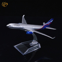 Boeing B747 Mini Airplane Model New Year Celebration Airline Airplane Model Home Decoration Collection Gift Ornamentation