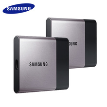 Samsung External SSD T3 250GB 500GB 1T 2T External Solid State HD Hard Drive USB3.1(Gen.1,5Gbps) 3.0&2.0 for Computer Phone