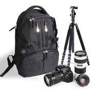 Waterproof Durable Camera Bag Backpack Case For Nikon Canon 550D 600D 60D 50D 7D 5DII 500D
