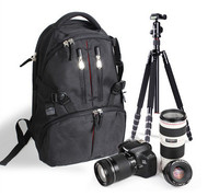 Waterproof Durable Photography backpack Camera Bag Backpack Case for Nikon Canon 550D 60D 7D 5DII 500D 450D 1000D DSLR Cameras