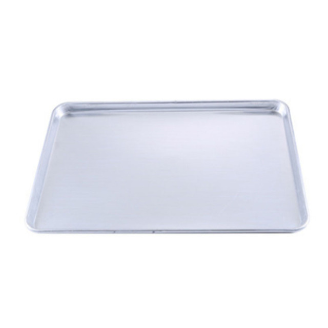Oven Baking Tray Aluminium Form Large 46 60cm Non Stick Pan Rectangle Pastry Tools For