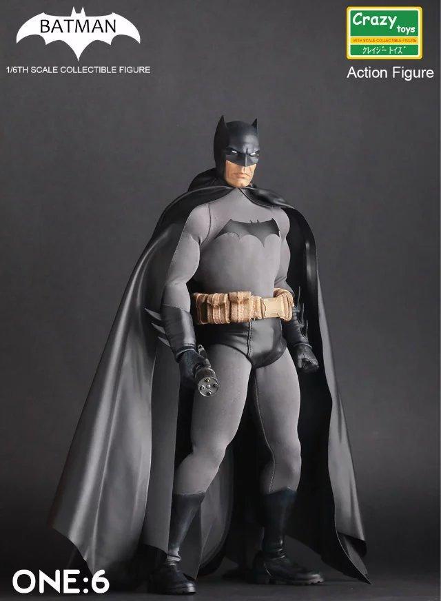 30cm Batman Crazy Toys Action Figure Collectible Model Toy 12″ 30cm