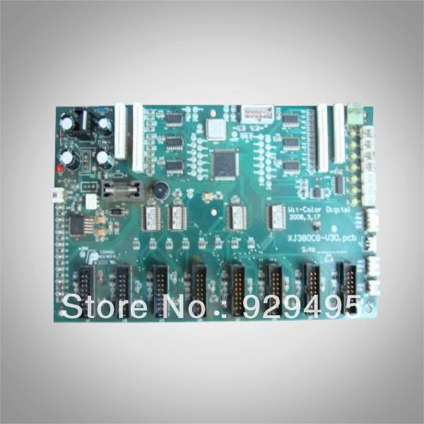 WIT-COLOR 2000 Carriage Board