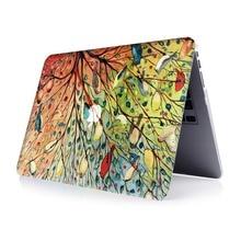 купить Laptop Protective Hard Shell Case Keyboard Smart Cover Skin For Apple Macbook Air 11 13 Pro Retina Touch Bar 11 12 13 15inch дешево