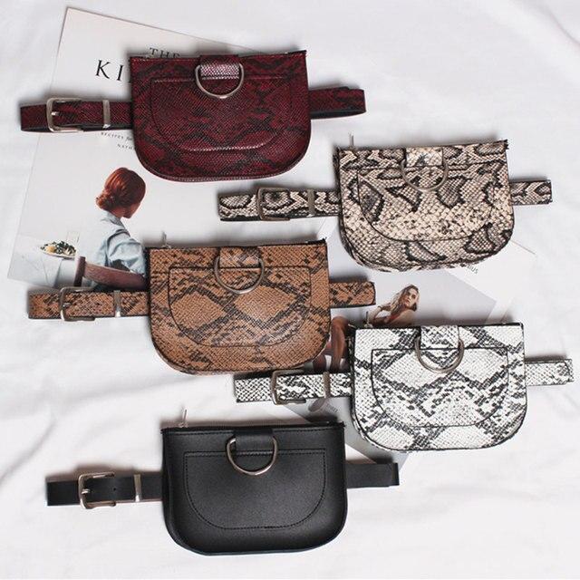 Adisputent Saco Cinto Saco Da Cintura Das Mulheres Para as mulheres De Couro Das Senhoras Femal Cintura Malote Do Telefone