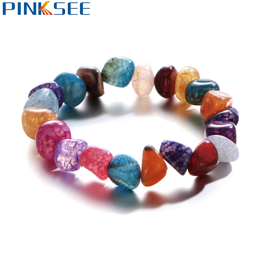 stone multi wholesale made beads clearance jewelry sto dazzling custom bracelet colored
