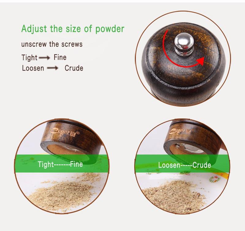 screw type grinder mill