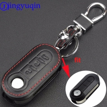 jingyuqin 3 Buttons Remote Folding Flid Car Key Shell Cover Case