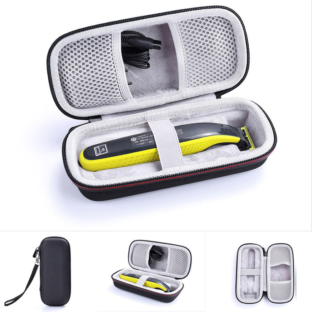 Hot Sells Protective Shaver Case Cover Travel Carrying Hard Bag One Blade Bathroom