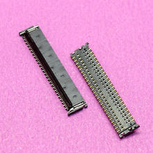 YuXi Brand new for iPad 3 4 LCD display screen FPC connector 51 PIN on motherboard(China)