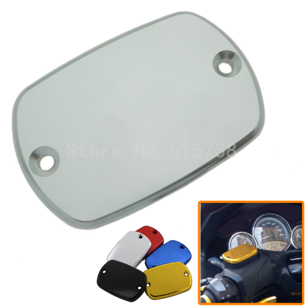Hot sale 1 piece Motorcycle Brake Fluid Tank Cap Cover For Yamaha T-Max 530 2012-2016 T MAX 500 2008-2011 cnc motorcycle front brake fluid reservoir cap cover for yamaha t max 530 500 tmax530 xp530 2012 2016 tmax500 xp500 2008 2011