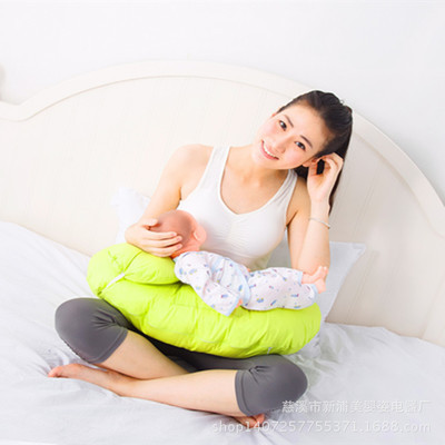 Bebê Almofada de Enfermagem Travesseiro De Enfermagem 3 em 1 Algodão Um Lado A Amamentação Do Bebê Travesseiro 320