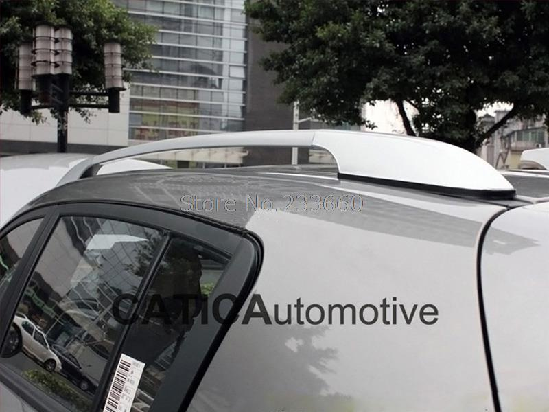 Fit For 2010 2014 Kia Sportage Aluminium Alloy Style Roof Rack Roof Rails  Bars 3m