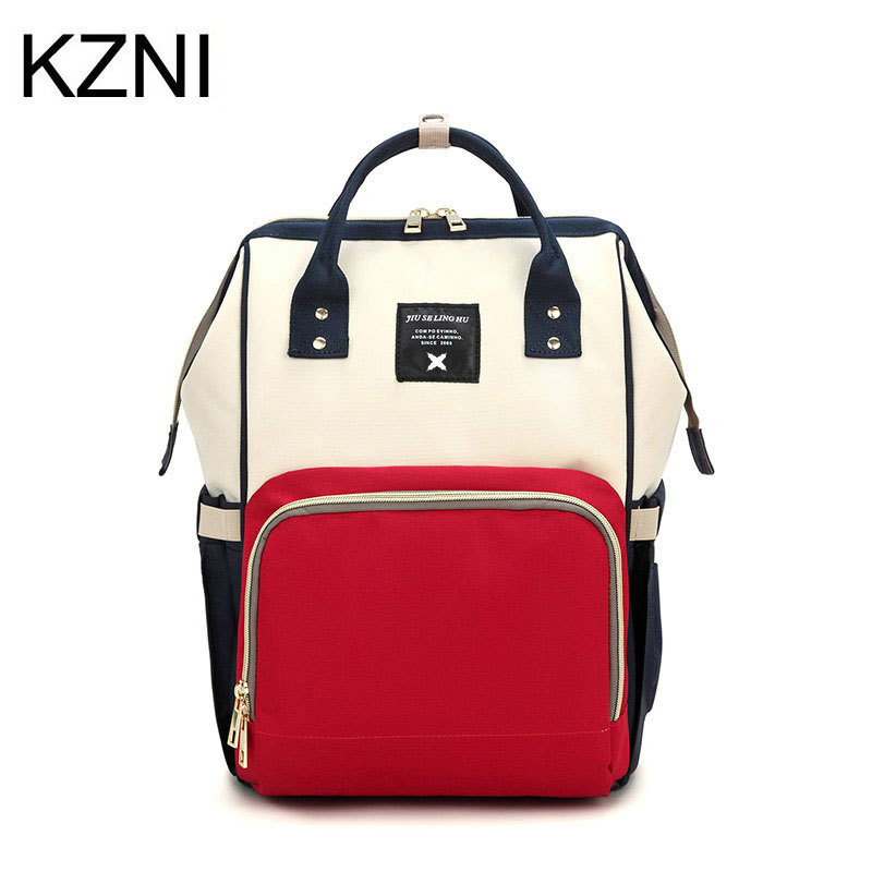 Diaper Bag Backpack By Kzni Baby Diaper Bags With Changing