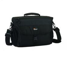 Лидер продаж натуральная Lowepro Nova 200 AW один сумка на плечо сумка для камеры взять крышку