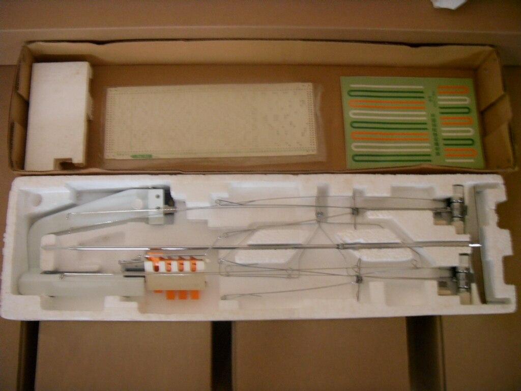 Pour frère pièces de rechange chandail machine à tricoter accessoires KRC900 changeur de câble quatre couleurs (pas nouveau)-in Outils et accessoires de couture from Maison & Animalerie    1