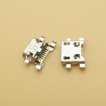 200pcs/lot micro mini USB Charger Charging Port For LG K10 K420 K428 jack socket Connector Dock plug Repair Part 5-pin parts
