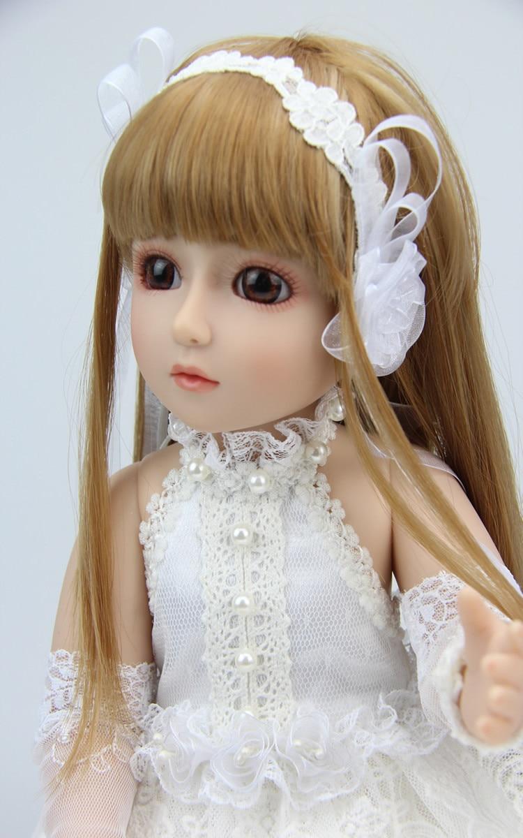 BJD Poupée 1/4 Vinyle sd poupées modèle filles réaliste livraison gratuite lol d'origine reborn jouets pour bébé enfants cadeau dur silicone