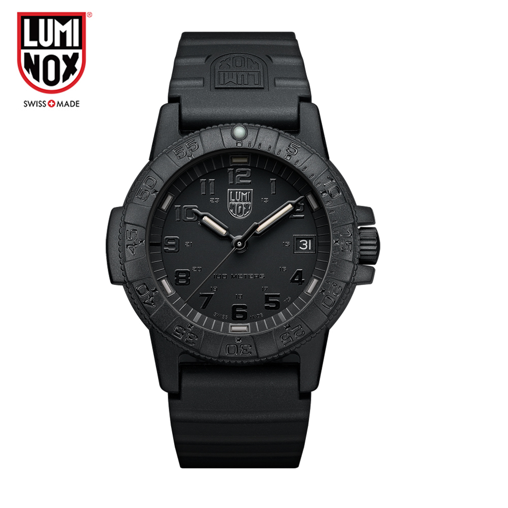 Luminox Made in Switzerland XS.0301.BO Land-emitting series of waterproof machinery luminox made in switzerland a 1945 xl 1945 a 1947 xl 1947 the army men s series of waterproof luminous quartz