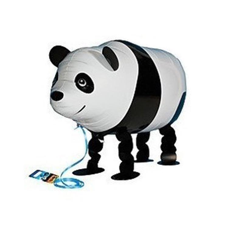 VIPOINT PARTY 82x51cm Panda Foil Balloons 10 Pieces Wedding Event Christmas Halloween Festival Birthday Party HY 250 in Ballons Accessories from Home Garden
