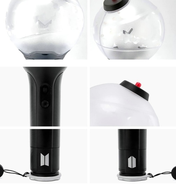 A.R.M.Y BOMB BTS Light Stick Ver.3 (Replica)