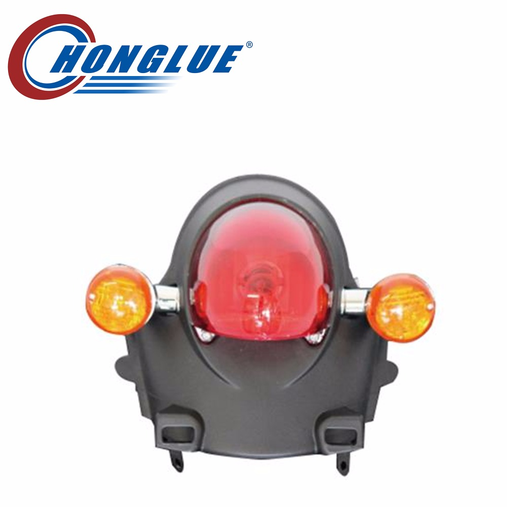 Motorcycle Accessories For Honda SCOOPY AF55 Motorcycle Scooter Taillight Assembly Brake Taillight