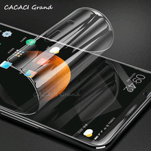 For Redmi K20 Film Full Cover Soft Hydrogel Film For Xiaomi Redmi 7A Screen Protector For Xiaomi Redmi K20 PRO Protective Film transparent screen protector protective film for xiaomi redmi note3