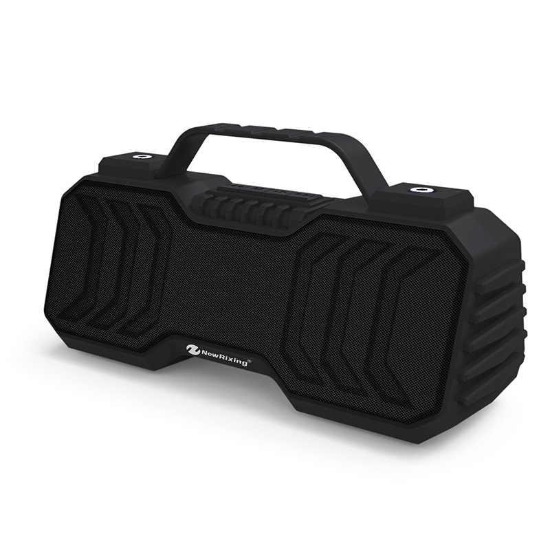 Bluetooth динамик водонепроницаемый портативный открытый беспроводной мини Колонка звуковая коробка Caixa де сом Поддержка TF карты FM стерео HiFi коробки