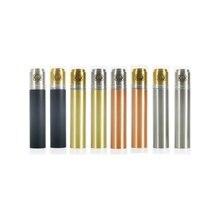 Transporte rápido Smpl Mod Mecânica + Manopla RDA rebuildable apto para 510 tópico cigarro e-