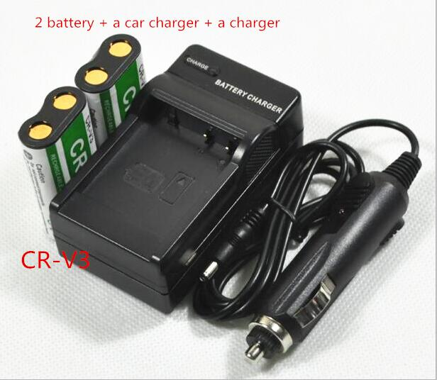 new cr v3 crv3 3v 1200mah camera lithium battery li ion. Black Bedroom Furniture Sets. Home Design Ideas